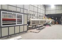 大口径塑料管材机组 (2)
